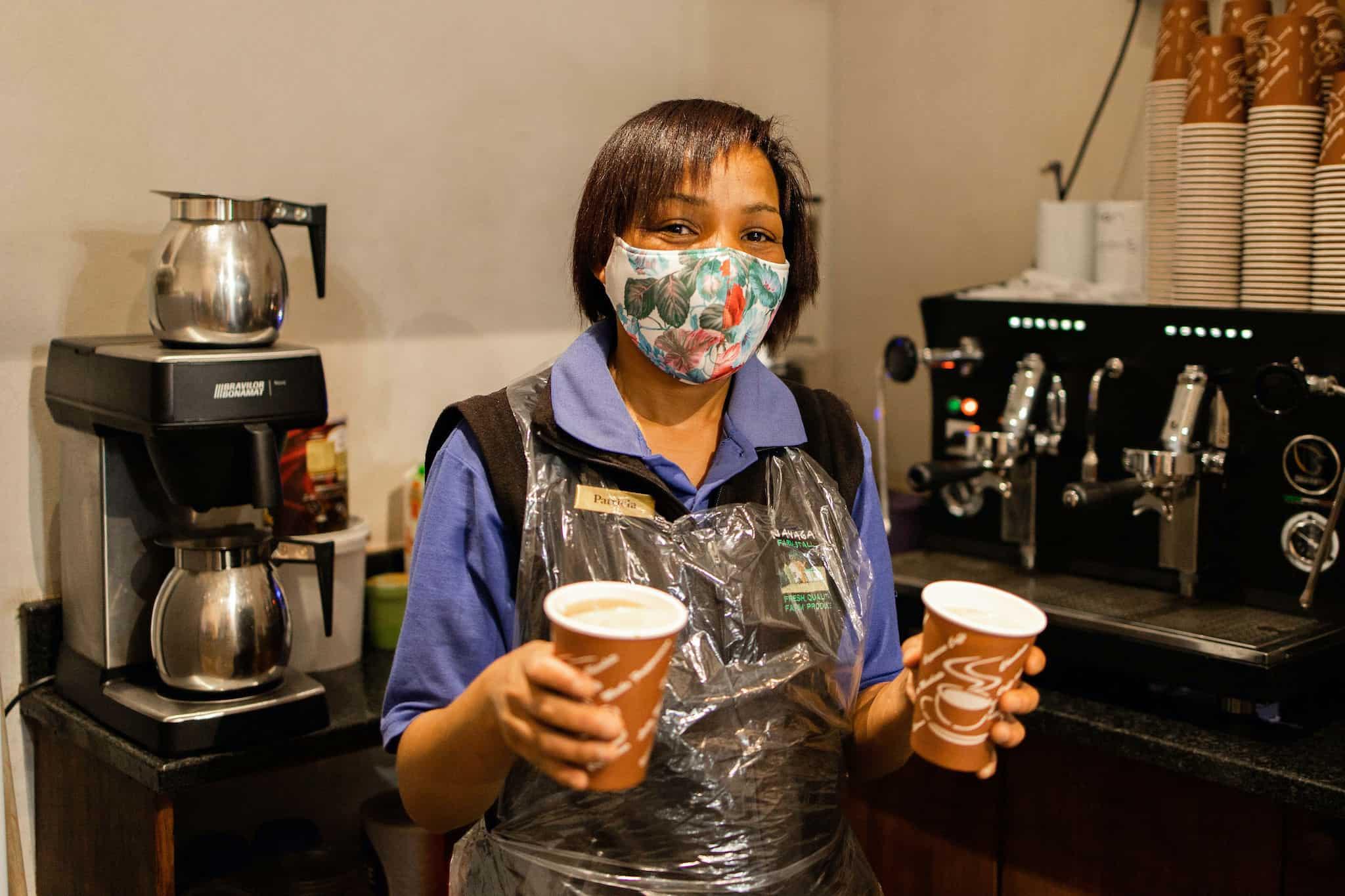 Nanaga coffee
