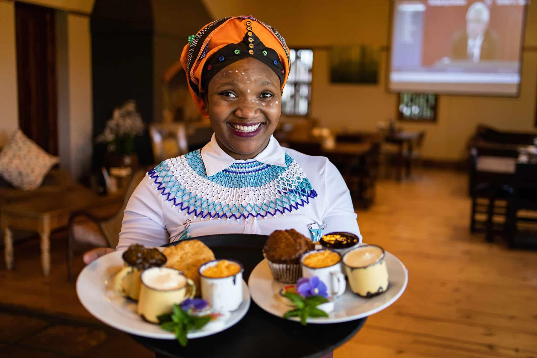 Nanaga muffins and scones
