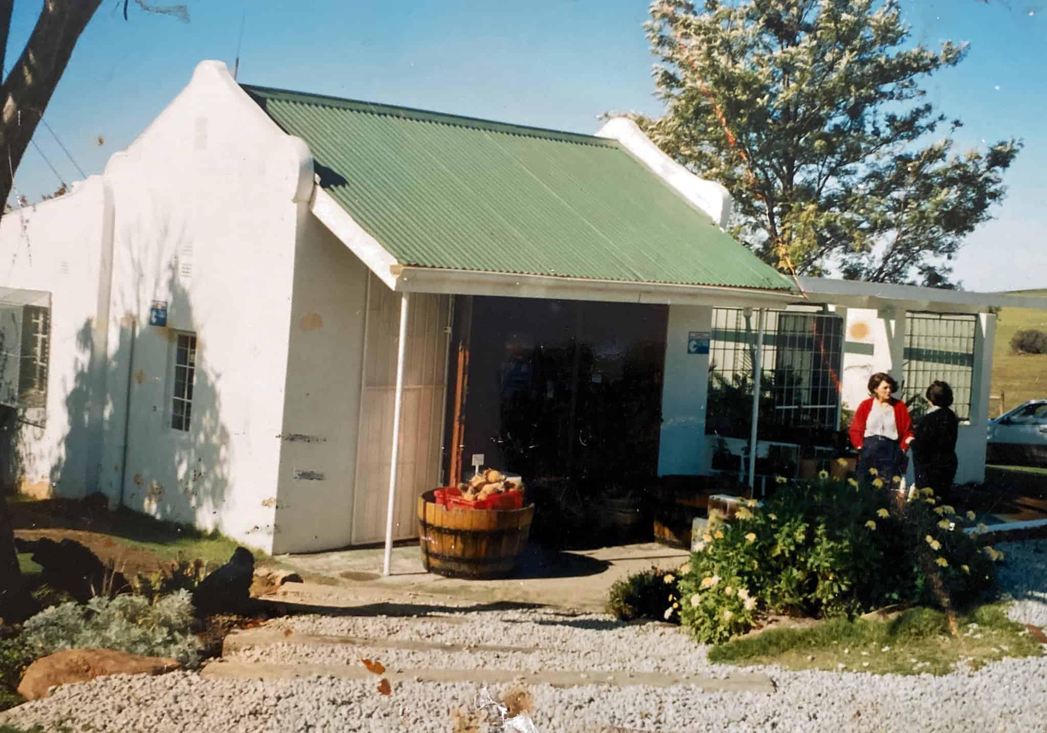 Original farmstall